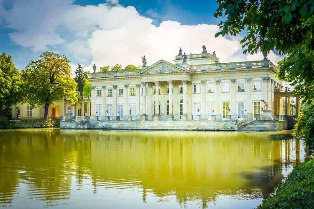 Royal Łazienki Museum & Park