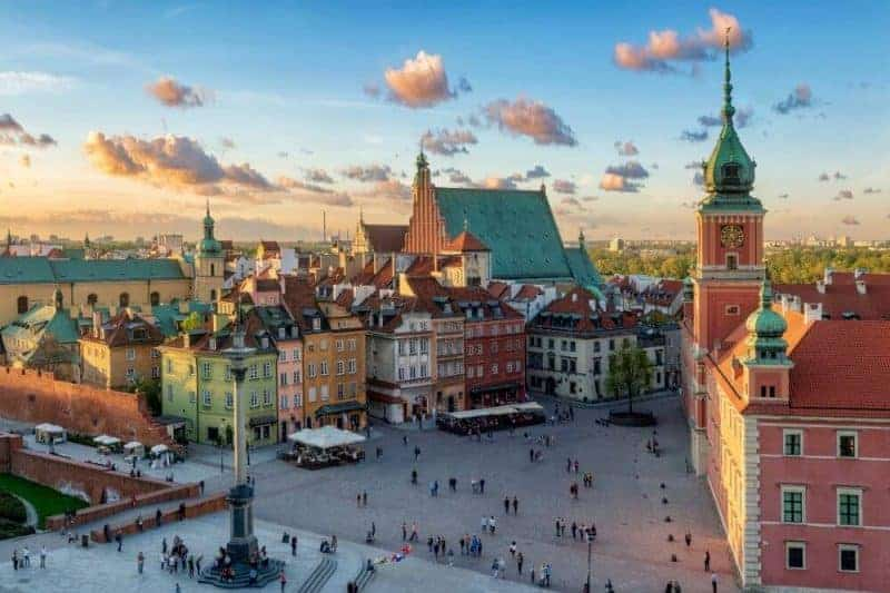 things to do with kids in warsaw