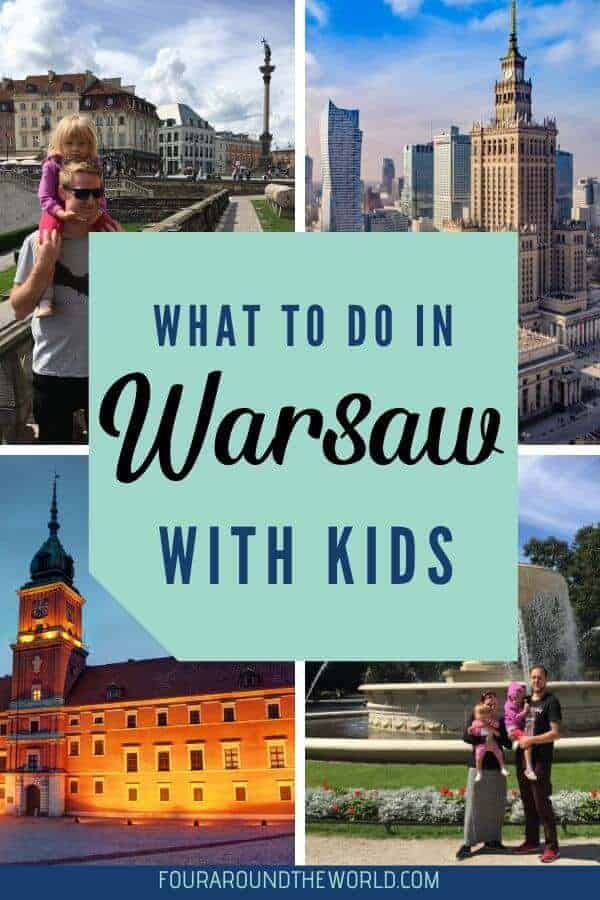 Fun things to do in Warsaw with kids