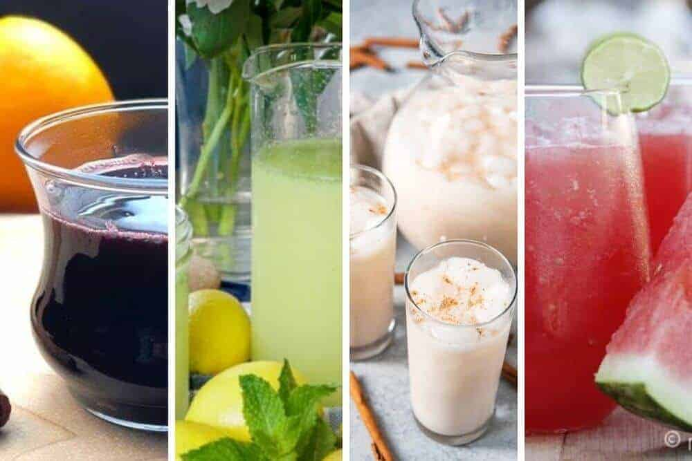 around the world drink recipes