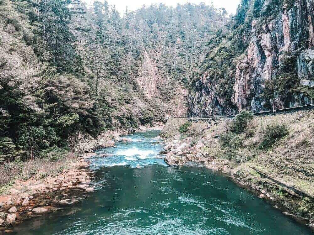 karagahake gorge auckland day trips