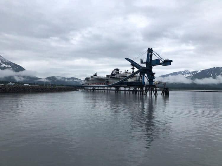 port in seward ALASKA