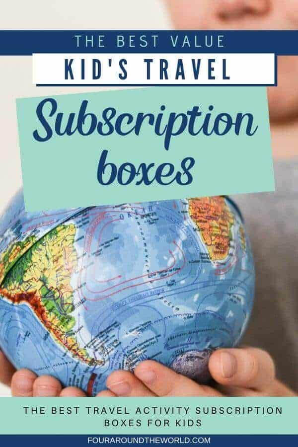 The best kid's travel subscription boxes