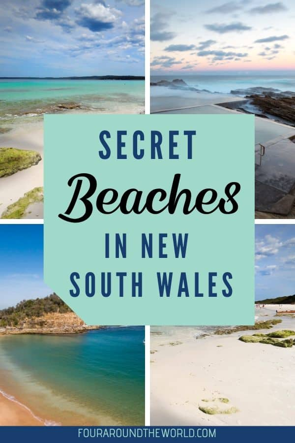 Best secret NSW beaches