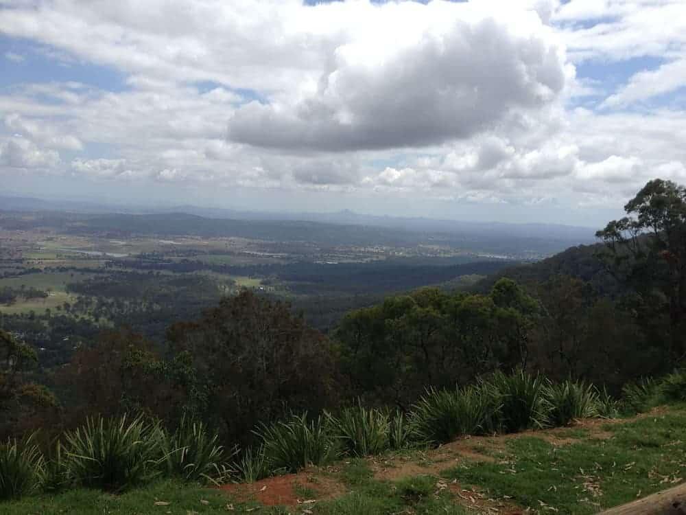 Mt Tambourine Brisbane Day trip