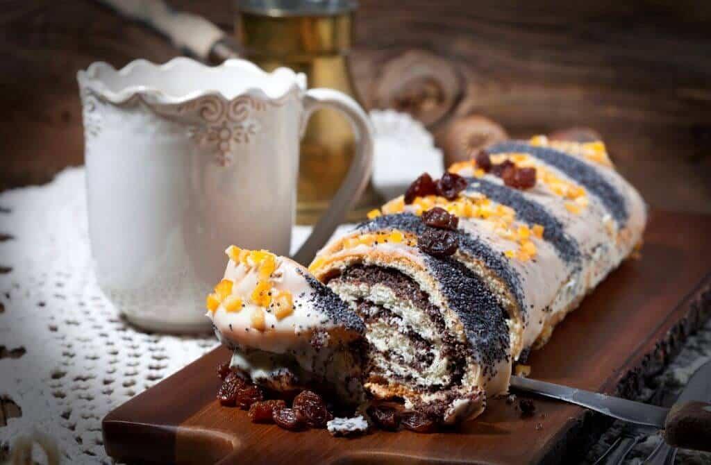 Makowiec Poppy Seed Cake