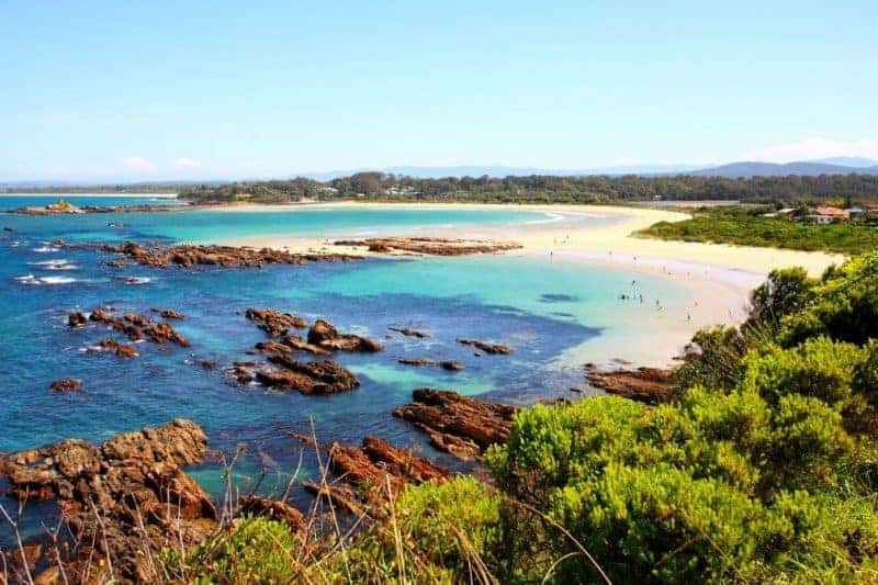 Best beaches NSW Secret NSW beaches