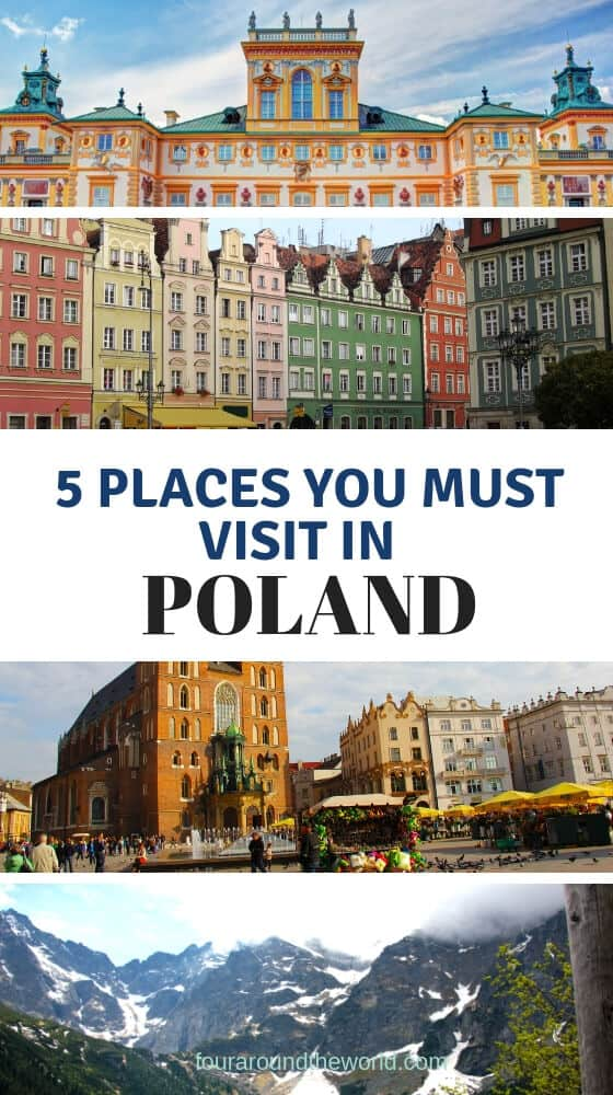 Best places to visit in Poland