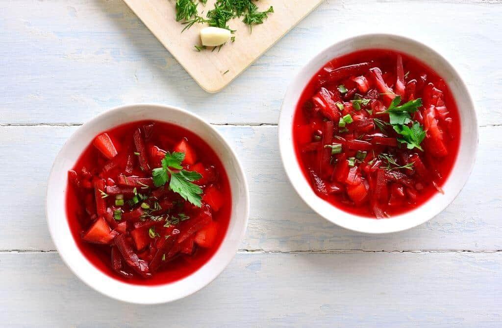 Borscht Beetroot Soup