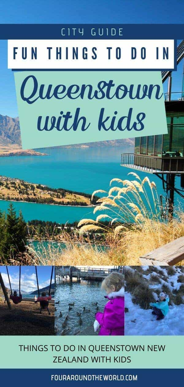 Fun things to do in Queenstown with kids