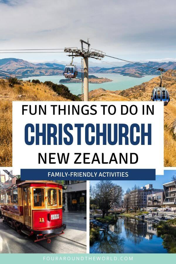 Things to do in Christchurch nz