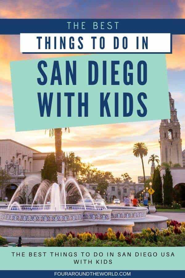 things to do in san diego with kids