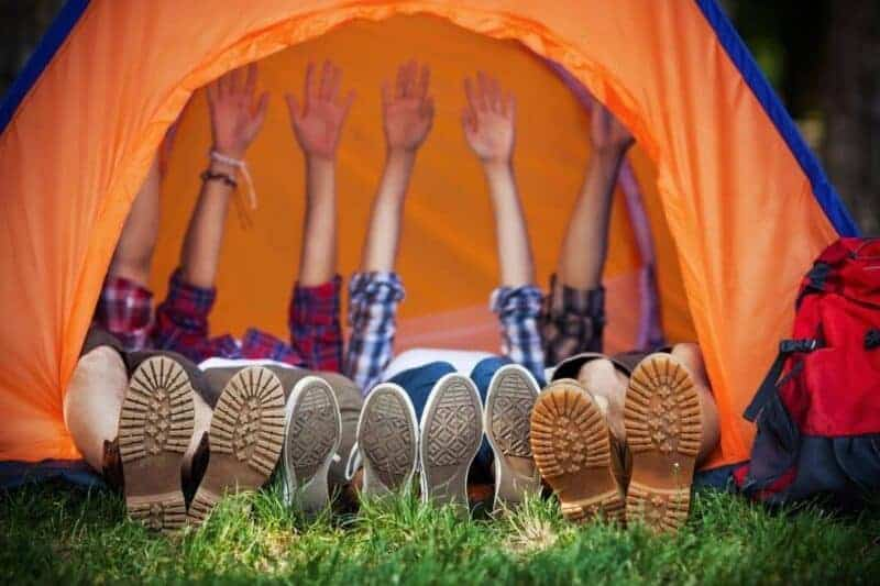 Camping with kids checklist tips and essentials