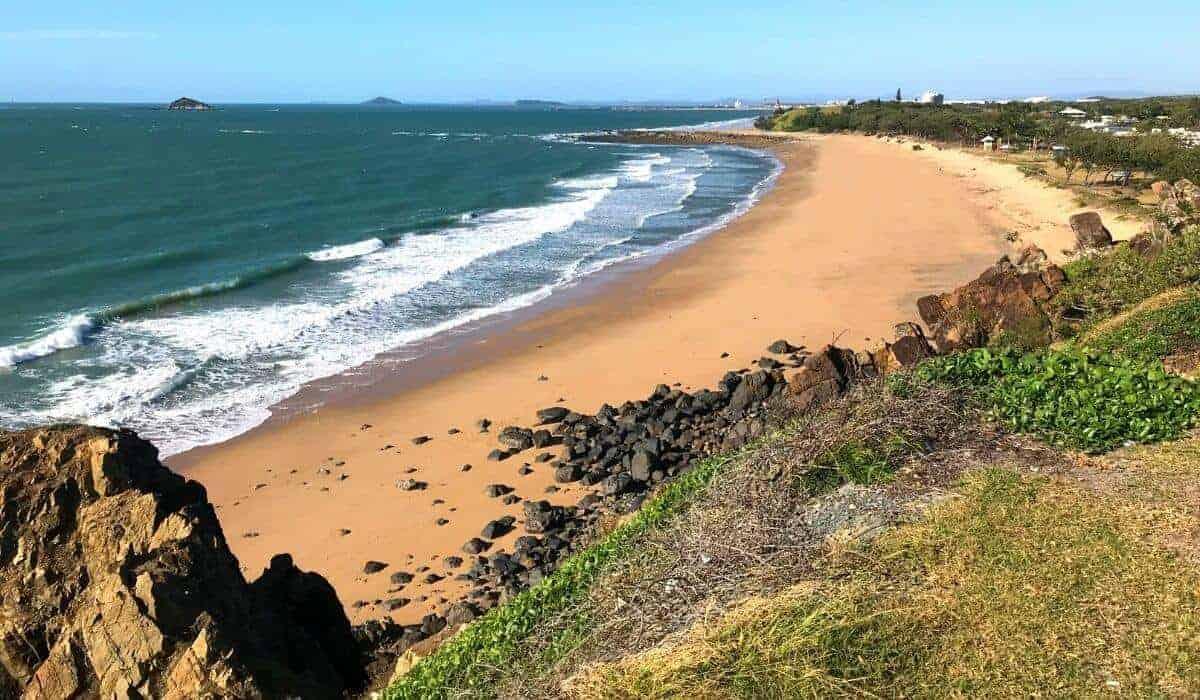 mackay beaches