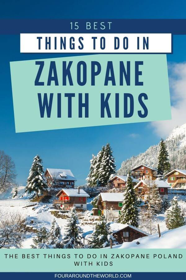 The best things to do in Zakopane with kids