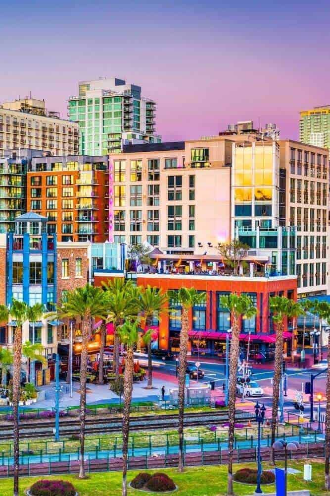 How to get around San Diego with kids