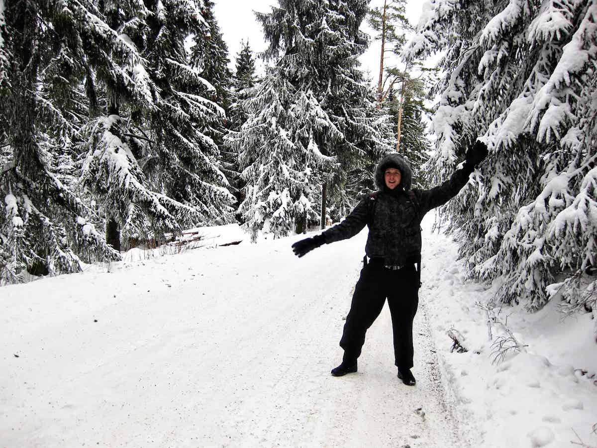 white christmas destinations winter in zakopane