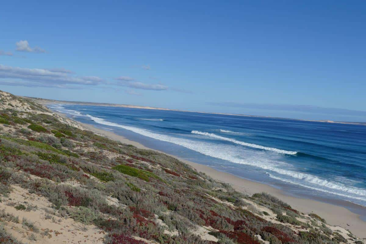 Streaky Bay coastline