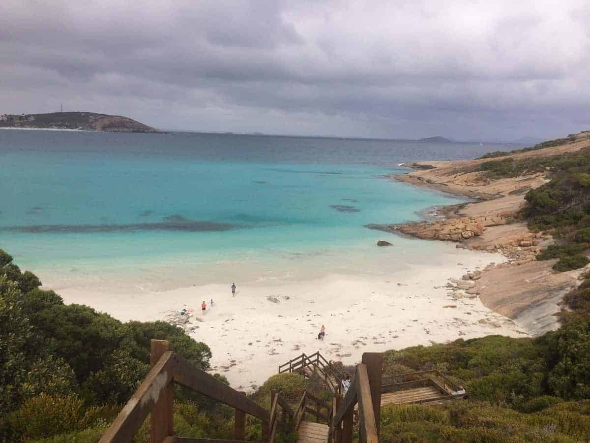 Esperance Perth to Adelaide Road Trip