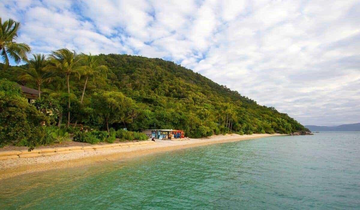 Fitzroy island great barrier reef