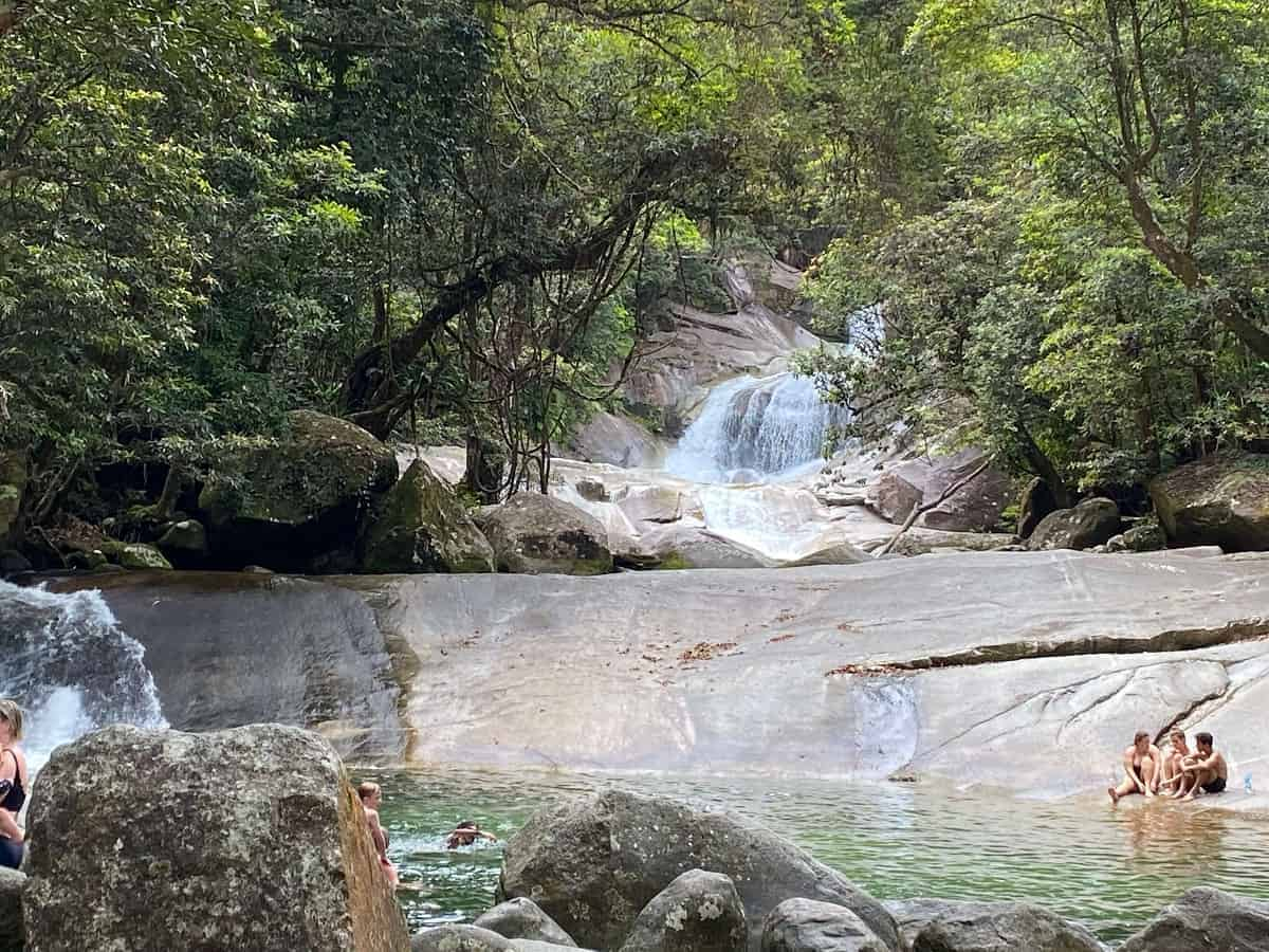 josephine falls waterfall