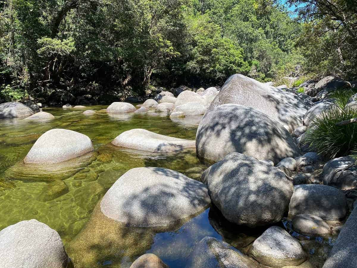 mossman gorge daintree rainforest