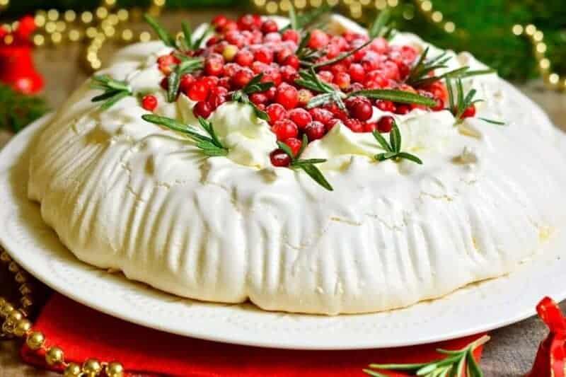 pavlova traditional desserts from around the world