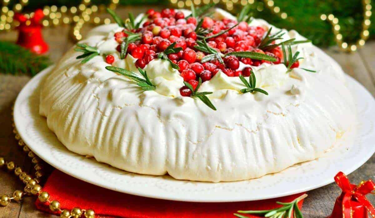 pavlova traditional desserts from around the world
