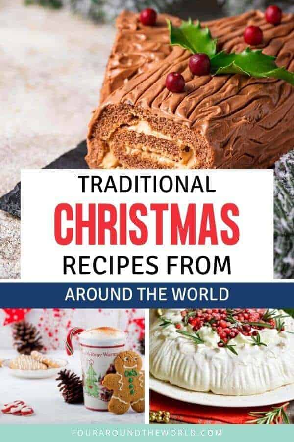traditional Christmas desserts from around the world