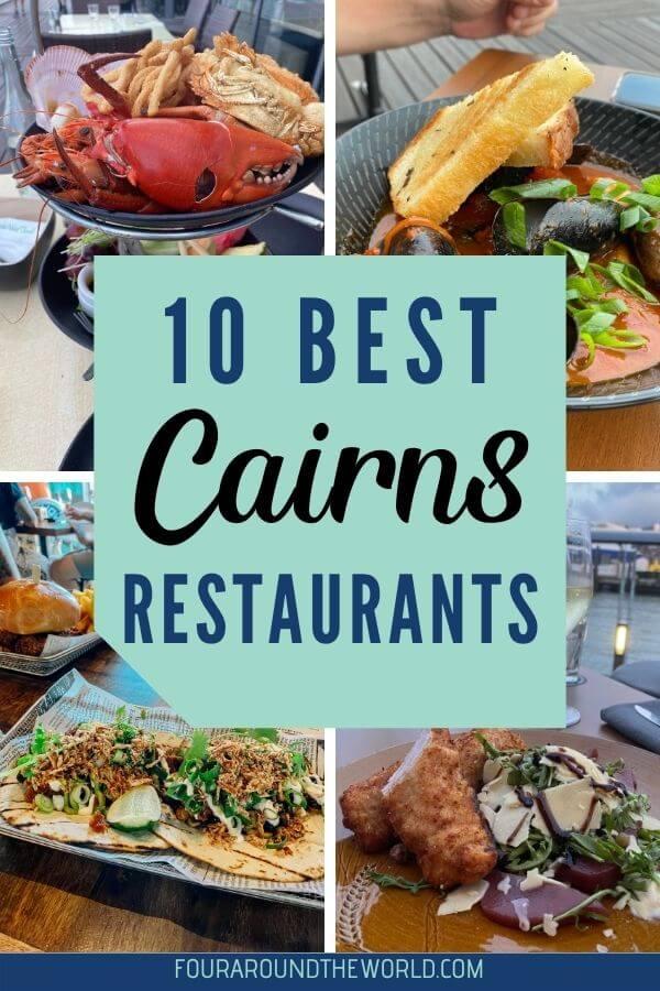 Best Restaurants in Cairns