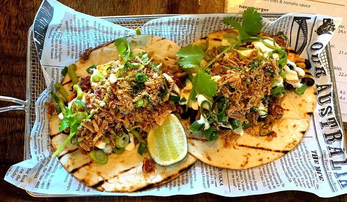 Tacos hemingways brewery places to eat in cairns