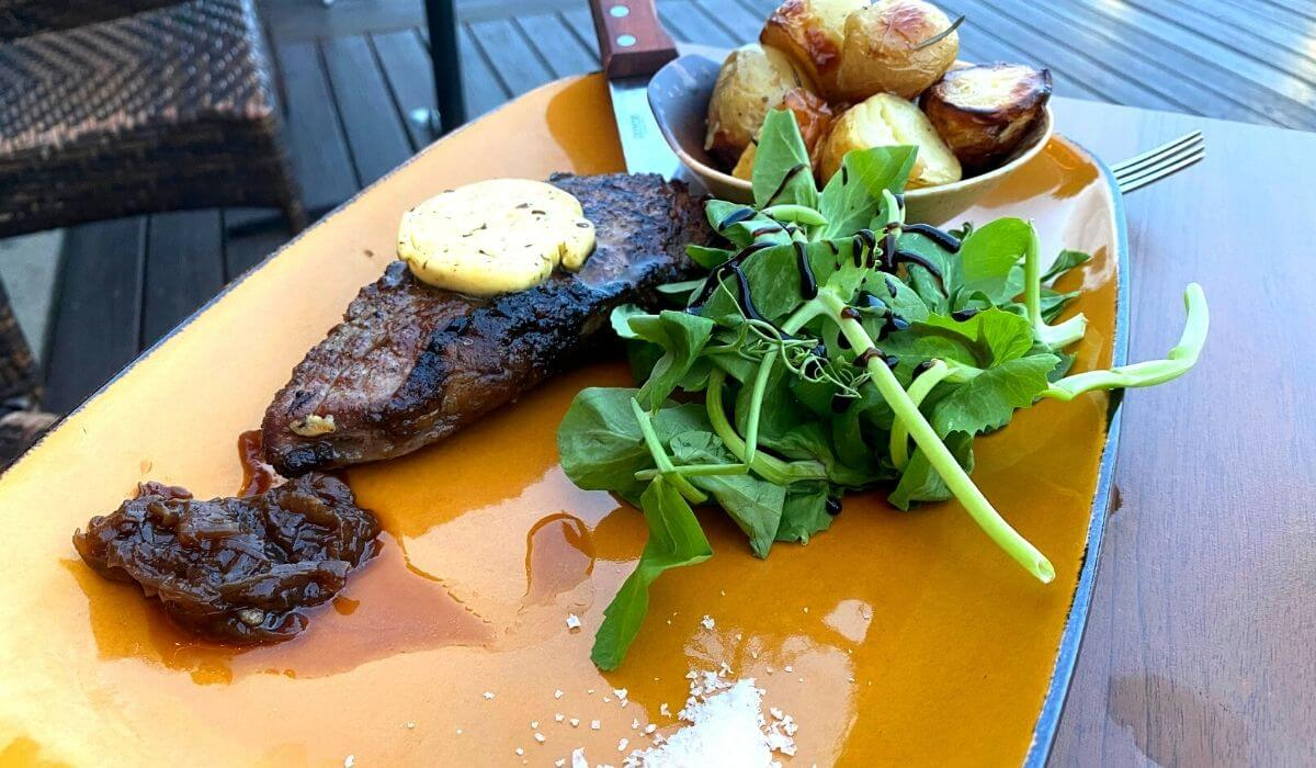 Best steak where to eat in cairns ochre