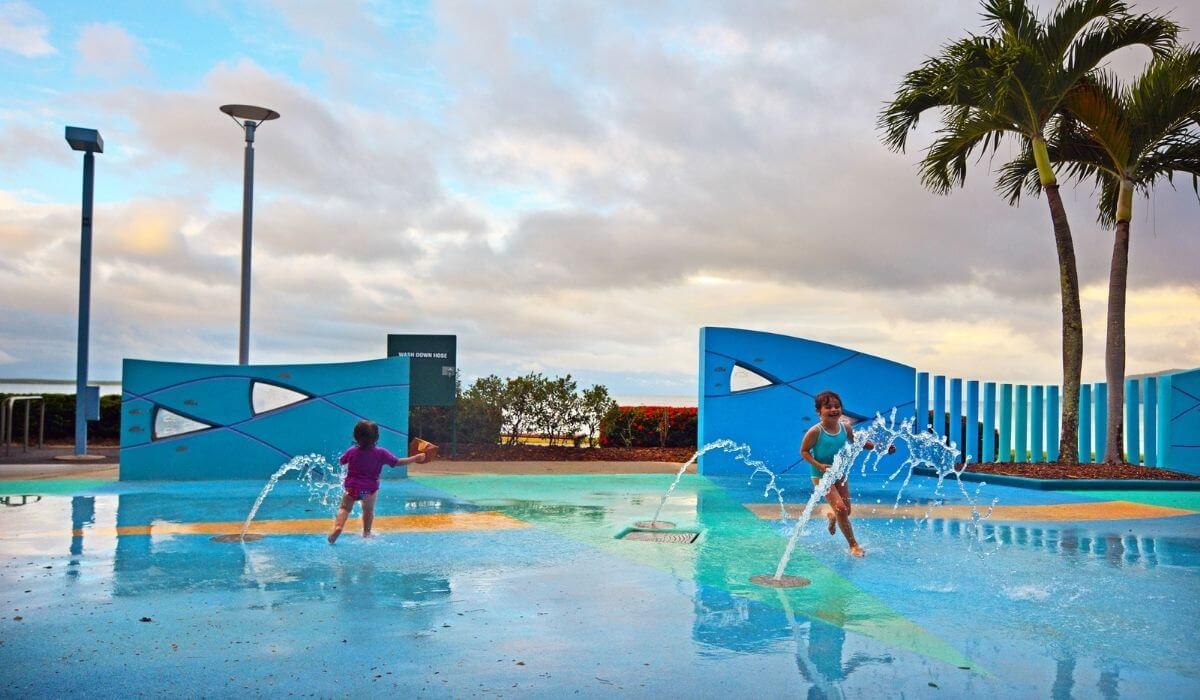 Muddy's playground Cairns with kids