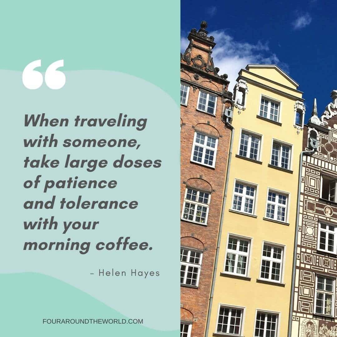 travel with friends quote