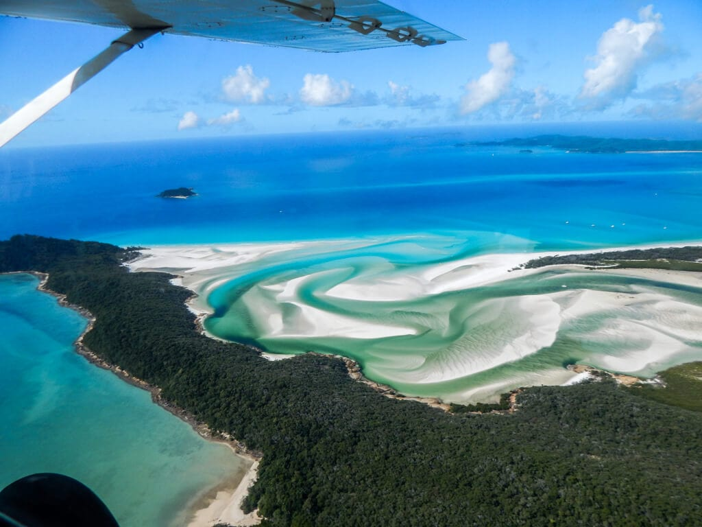 white haven beach whitsundays