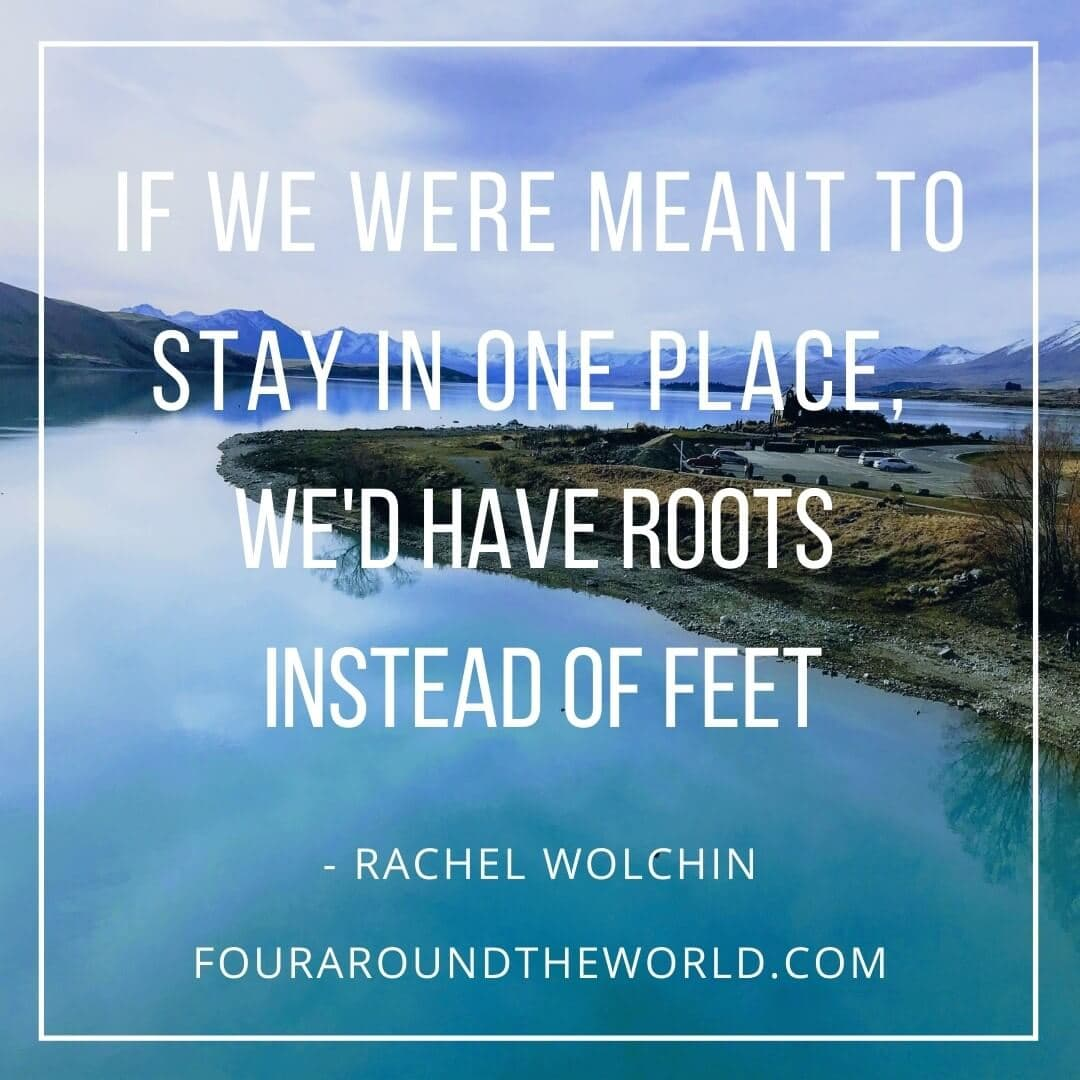 roots instead of feet