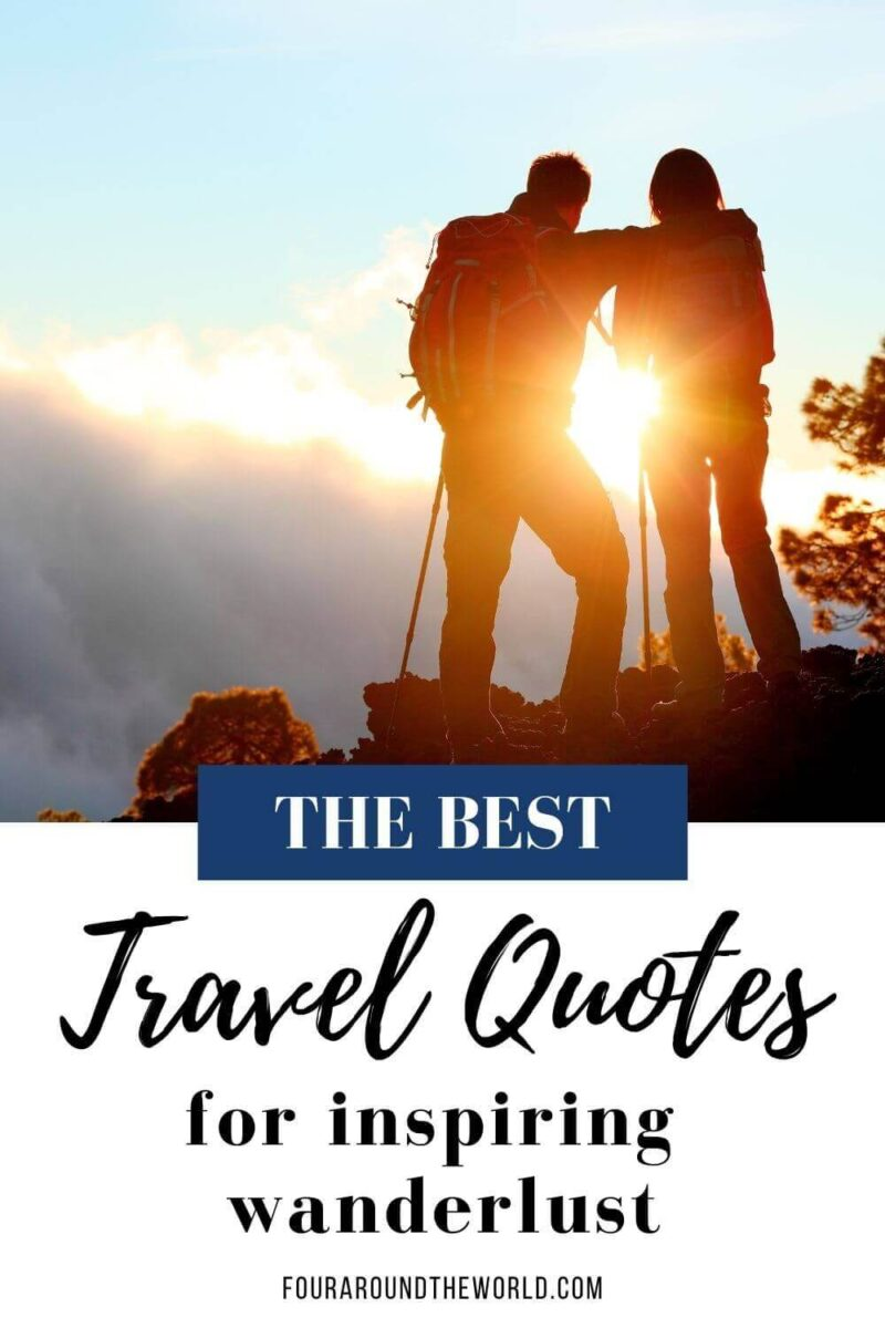 the best inspirational travel quotes