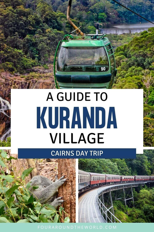 things to do in kuranda village cairns