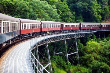 things to do in kuranda village scenic rail