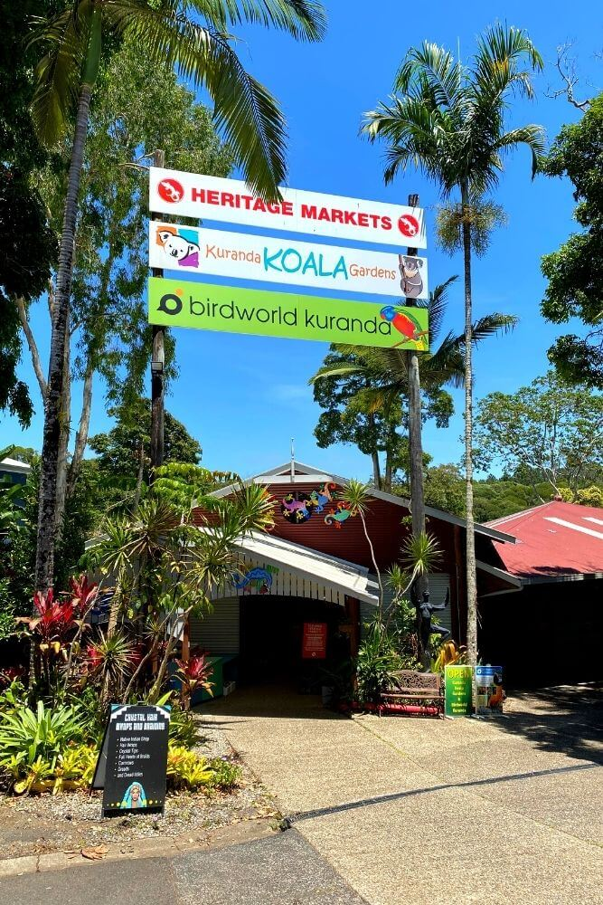 kuranda village markets