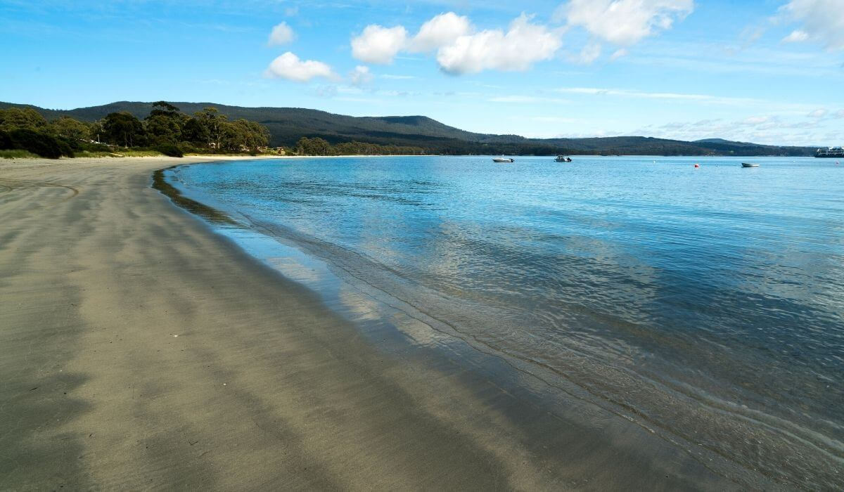 Adventure Bay Bruny Island