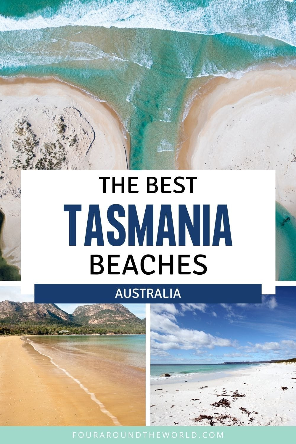The best Tasmania Beaches