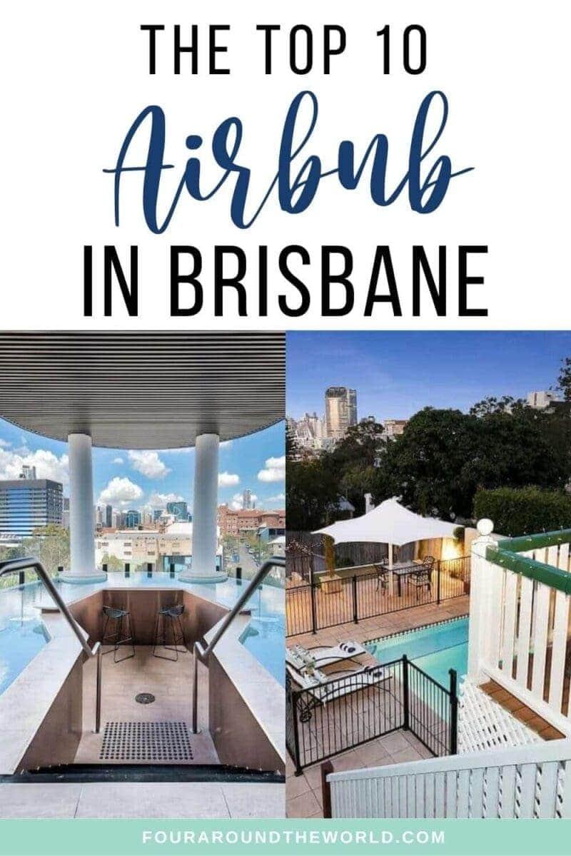 Best Brisbane airbnb