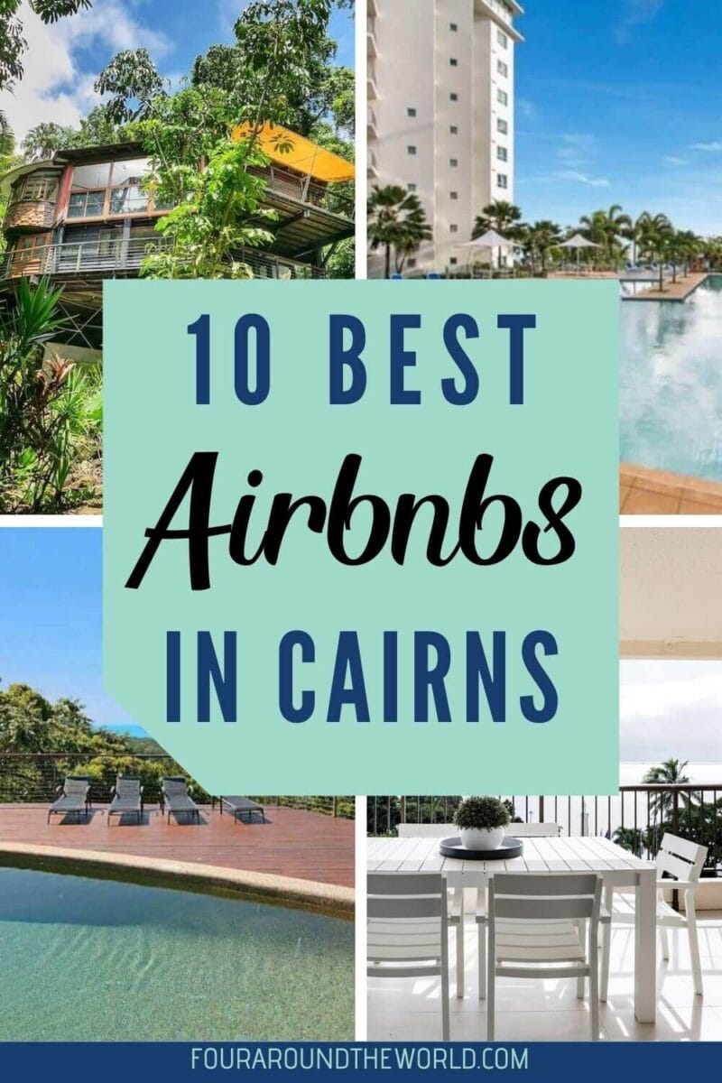 the best airbnb cairns rentals
