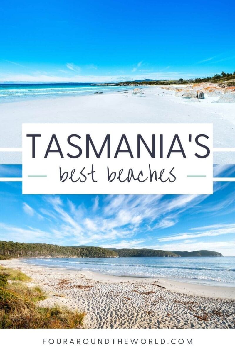 best beaches in tasmania