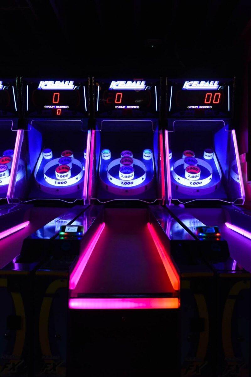 gaming arcade