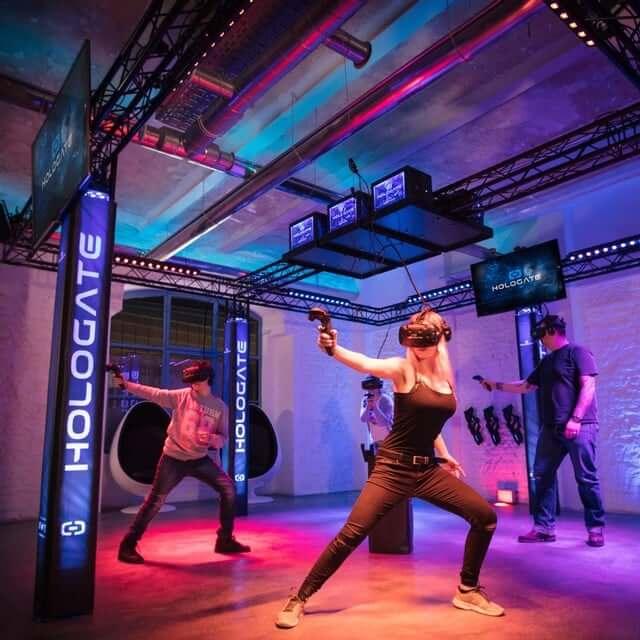 hologate VR at Thrillzone Queenstown