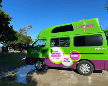 jucy condo campervan review