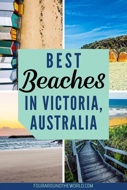 best beaches in victoria australia