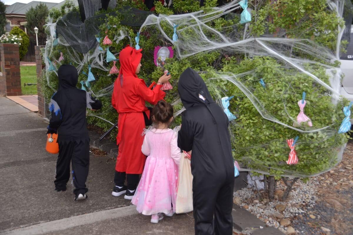 Halloween in Melbourne
